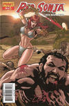 Cover Thumbnail for Red Sonja (2005 series) #35 [Carlos Rafael Cover]