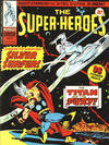 Cover for The Super-Heroes (Marvel UK, 1975 series) #8