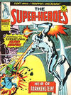 Cover for The Super-Heroes (Marvel UK, 1975 series) #9