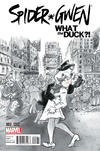 Cover Thumbnail for Spider-Gwen (2015 series) #3 [Variant Edition - What the Duck?! - Sergio Aragonés Incentive Cover]