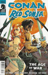 Cover for Conan Red Sonja (Dark Horse, 2015 series) #3