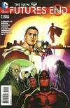 Cover for The New 52: Futures End (DC, 2014 series) #45