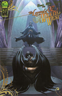 Cover Thumbnail for Legend of Oz: The Wicked West (Big Dog Ink, 2012 series) #12 [Cover A - Alisson Borges]