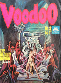 Cover Thumbnail for Voodoo (Gredown, 1975 ? series) #3