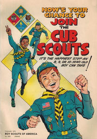Cover Thumbnail for Now's Your Chance to Join the Cub Scouts (Boy Scouts of America, 1974 series)