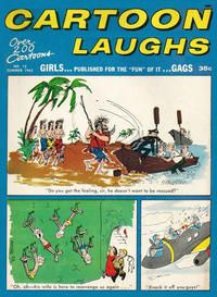 Cover Thumbnail for Cartoon Laughs (Marvel, 1963 series) #12