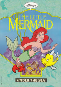Cover Thumbnail for Disney's Cartoon Tales: The Little Mermaid [Under the Sea] (Disney, 1991 series)