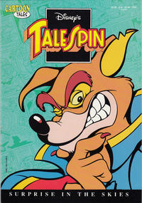 Cover Thumbnail for Disney's Cartoon Tales: Tale Spin [Surprise in the Skies] (Disney, 1992 series)