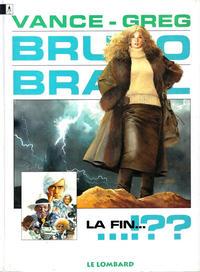 Cover Thumbnail for Bruno Brazil (Le Lombard, 1971 series) #11 - La fin...!??