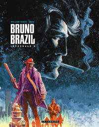 Cover Thumbnail for Bruno Brazil  Intégrale (Le Lombard, 2013 series) #2