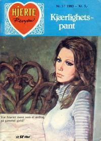 Cover Thumbnail for Hjerterevyen (Serieforlaget / Se-Bladene / Stabenfeldt, 1960 series) #37/1983