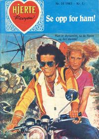 Cover Thumbnail for Hjerterevyen (Serieforlaget / Se-Bladene / Stabenfeldt, 1960 series) #35/1983