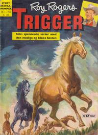 Cover Thumbnail for Roy Rogers (Serieforlaget / Se-Bladene / Stabenfeldt, 1954 series) #1/1960
