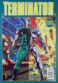 Cover Thumbnail for The Terminator (Trident, 1991 series) #1