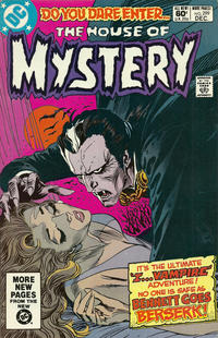 Cover Thumbnail for House of Mystery (DC, 1951 series) #299 [Direct]