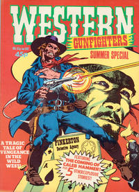 Cover Thumbnail for Western Gunfighters Summer Special (Marvel UK, 1980 series) #1981