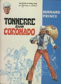 Cover Thumbnail for Bernard Prince (Le Lombard, 1969 series) #2 - Tonnerre sur Coronado