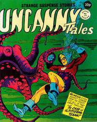 Cover Thumbnail for Uncanny Tales (Alan Class, 1963 series) #175