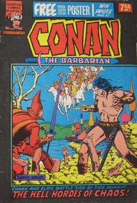 Cover Thumbnail for Conan the Barbarian (Newton Comics, 1975 series) #12