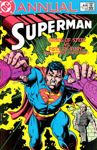 Cover Thumbnail for Superman Annual (DC, 1960 series) #12 [Direct]