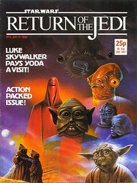 Cover Thumbnail for Return of the Jedi Weekly (Marvel UK, 1983 series) #4