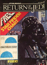 Cover Thumbnail for Return of the Jedi Weekly (Marvel UK, 1983 series) #3