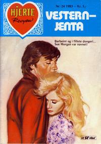 Cover Thumbnail for Hjerterevyen (Serieforlaget / Se-Bladene / Stabenfeldt, 1960 series) #24/1983