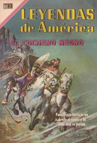 Cover Thumbnail for Leyendas de América (Editorial Novaro, 1956 series) #141