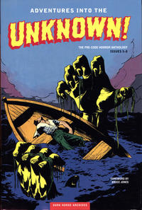 Cover Thumbnail for Adventures into the Unknown Archives (Dark Horse, 2012 series) #2