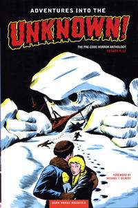 Cover Thumbnail for Adventures into the Unknown Archives (Dark Horse, 2012 series) #3