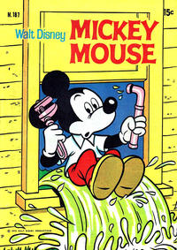 Cover Thumbnail for Walt Disney's Mickey Mouse (W. G. Publications; Wogan Publications, 1956 series) #187