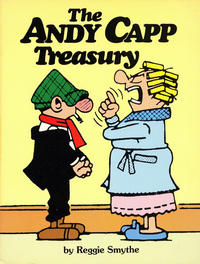 Cover Thumbnail for The Andy Capp Treasury (Andrews McMeel, 1984 series)