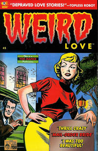 Cover Thumbnail for Weird Love (IDW, 2014 series) #5