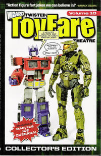 Cover Thumbnail for Twisted Toyfare Theatre (Wizard Entertainment, 2001 series) #10