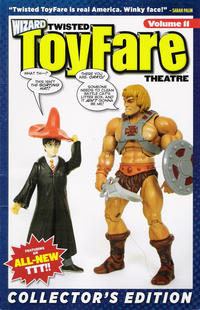 Cover Thumbnail for Twisted Toyfare Theatre (Wizard Entertainment, 2001 series) #11