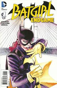 Cover Thumbnail for Batgirl: Endgame (DC, 2015 series) #1