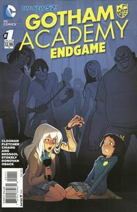 Cover Thumbnail for Gotham Academy: Endgame (DC, 2015 series) #1