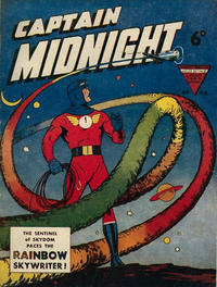Cover Thumbnail for Captain Midnight (L. Miller & Son, 1950 series) #105