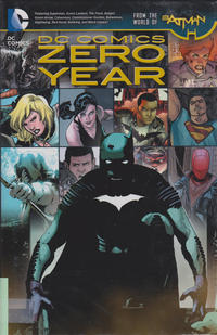 Cover Thumbnail for DC Comics: Zero Year (DC, 2014 series)