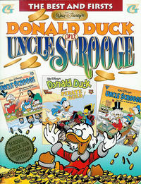Cover Thumbnail for Walt Disney's Donald Duck and Uncle Scrooge - The Best and Firsts (Gladstone, 1996 series)