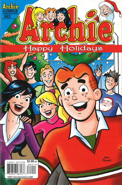 Cover for Archie (Archie, 1959 series) #662 [Variant Cover]