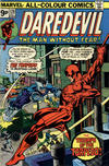 Cover Thumbnail for Daredevil (1964 series) #126 [British Price Variant]