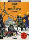 Cover for Au nom de tous les miens (Glénat, 1986 series) #1