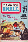 Cover for Man from U.N.C.L.E. World Adventure Library (World Distributors, 1966 series) #11