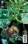Cover for Green Lantern (DC, 2011 series) #40
