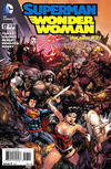 Cover for Superman / Wonder Woman (DC, 2013 series) #17