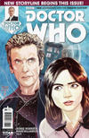Cover for Doctor Who: The Twelfth Doctor (Titan, 2014 series) #6