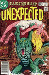 Cover for The Unexpected (DC, 1968 series) #218 [Newsstand]