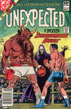 Cover for The Unexpected (DC, 1968 series) #214 [Newsstand]