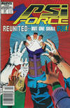 Cover Thumbnail for Psi-Force (1986 series) #24 [Newsstand]